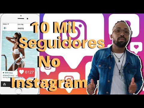 NOVO! Como Ganhar Seguidores no Instagram ???? ( até 997 seguidores por dia!)