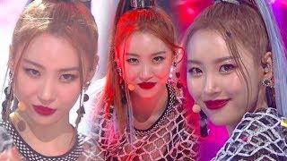 《DREAMLIKE》SUNMI(선미) - Siren(사이렌) @인기가요 Inkigayo 20180916