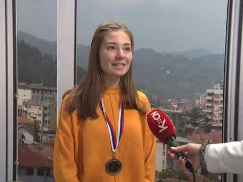 Frula osvojila 3 mesto u Novom Sadu