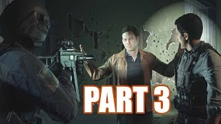 Battlefield Hardline Gameplay Walkthrough Part 3 - HE DOES SPREADSHEETS! | BFH PS4 Walkthrough
