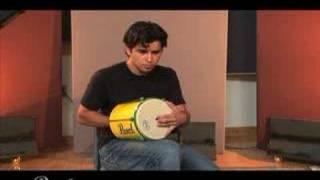 Pearl Brazilian Percussion Line: Cuica