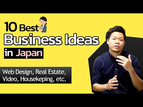 , title : 'Best Business Ideas in Japan, 10 Ideas/ Markets from Japanese for foreigners. #businessideasinjapan