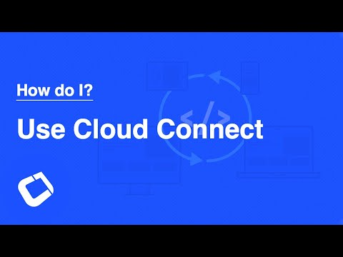 Use Cloud Connect