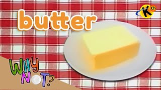 Extracurricular | Butter | Why Not?