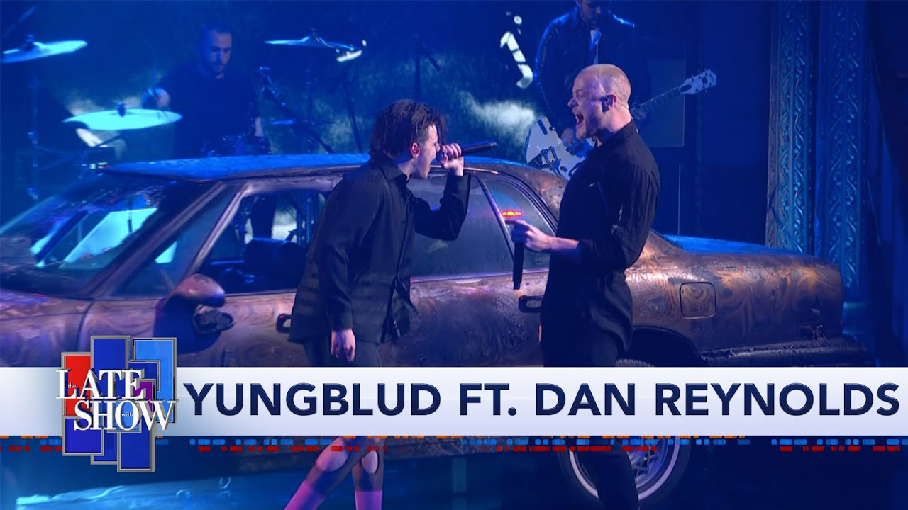 "YUNGBLUD feat. Dan Reynolds of Imagine Dragons Perform ""original me"" thumbnail"