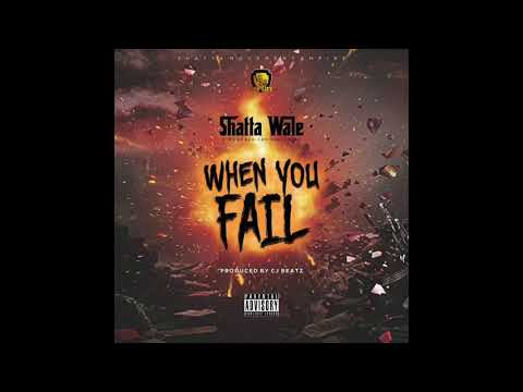 "Shatta Wale – ""When You Fail"""