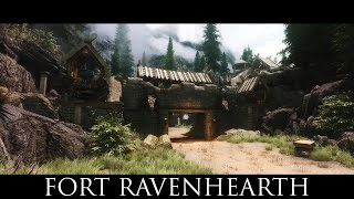 TES V - Skyrim Mods: [WIP] Fort Ravenhearth