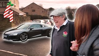 Download Youtube: A BIG SURPRISE FOR MY GRANDAD!
