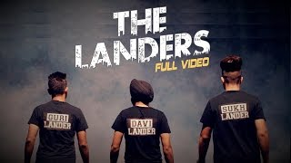 The Landers  Lander  Mr VGrooves  Latest Punjabi Song 2016