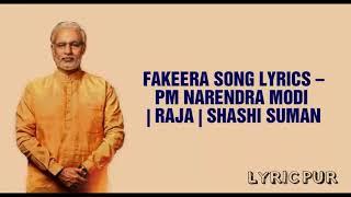 Fakeera (Lyric Video) – PM Narendra Modi | Raja   - YouTube