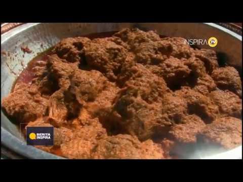 BERITA INSPIRA - Kuliner Unik Rendang Jamur Yang Lezat Dan Menyehatkan
