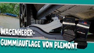 Unboxing /Review Test / Wagenheber Gummiauflage von Plemont