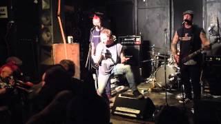 Abrasive Wheels - Urban Rebel @ Star and Garter Manchester - Punk For Pam