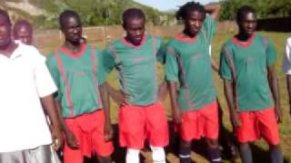preview picture of video 'BEAUMONT,HAITI(Football)'