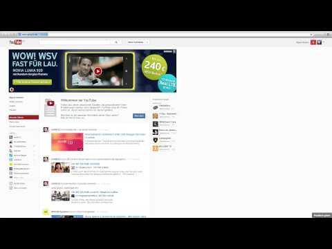 Startseite ändern iMac (Safari)