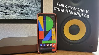 Google Pixel 4 XL | The Right Tempered Glass for a GOOD Price!