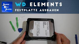 [Anleitung] WD Elements Festplatte ausbauen und intern verwenden