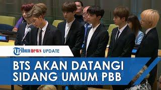 BTS Ditunjuk sebagai Utusan Khusus Presiden Korsel di Sidang Umum PBB, Bakal Sampaikan Pesan Harapan