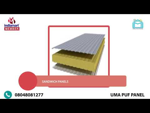 Uma Puf Panel - Manufacturer of PUF Panels & Cold Storage