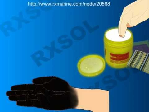 Skin Care Waterless Hand Cleaner Paste