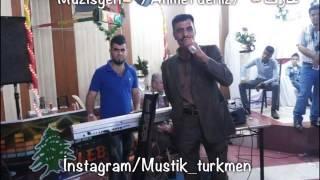Yeni hafle ali benne 2016 muzisyen ahmet deniz حفلة جديد علي بنا وعازف احمد دنير ( خوريات مقام بستا