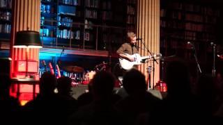 Bloodshot eyes - Dave Simonett - Trampled by Turtles lead singer