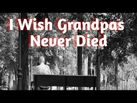 I Wish Grandpas Never Died- RILEY GREEN (TRIBUTE TO ALL GRANDPAS) with LYRICS