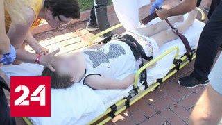 ДТП в Турции: грузовик сбил девочку из России, автобус перевернулся