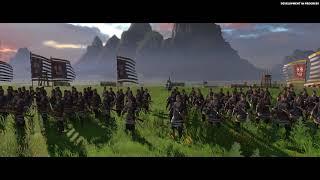 Total War: THREE KINGDOMS. Первый геймплейный трейлер к E3 2018