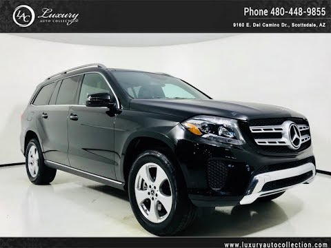 Pre-Owned 2018 Mercedes-Benz GLS 450 4MATIC® SUV