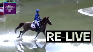 LIVE 🔴  Eventing (Cross Country)   FEI European Championships for Ponies 2019