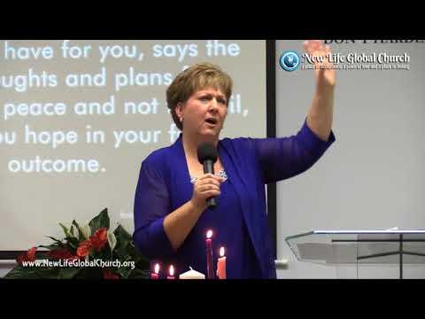 "Pastor Sondra Echidime: ""Hope for the new year"""