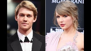 Taylor Swift To Marry Joe Alwyn Tied Together With A Smile