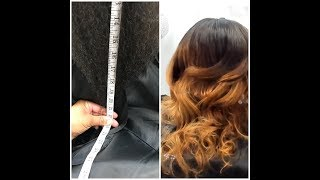 Weaves Do Make Your Hair Grow!!! OMG 20 Inchs Long!!!