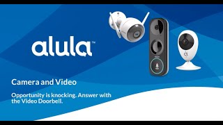 Cameras and Video Webinar by Alula