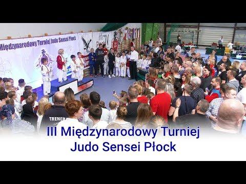 III Międzynarodowy Turniej Judo Sensei Płock