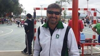 preview picture of video 'Mario Ontivero: Feliz por la convocatoria del 3x3 en Villa Carlos Paz'