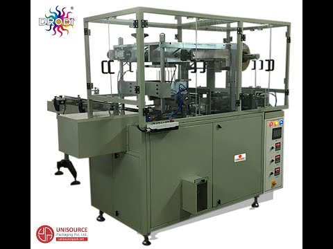 Chocolate Overwrapping Machine