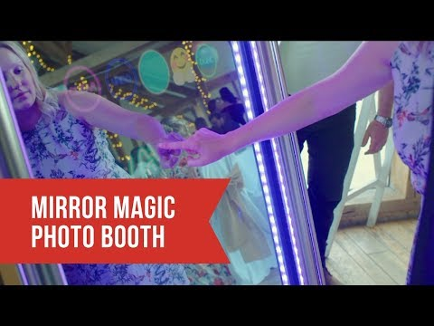 Mirror Magic Photo Booth Video
