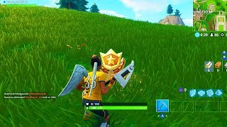 """Search Between Movie Titles"" Location Fortnite Week 10 Challenges!"