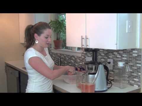 Video How to Make Fresh Grapefruit Juice