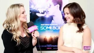 Justine Magazine: Be Somebody Movie Cast Interviews With Matthew Espinosa & Sarah Jeffrey!