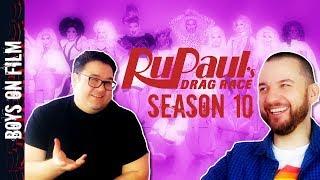 REVIEW: RuPaul