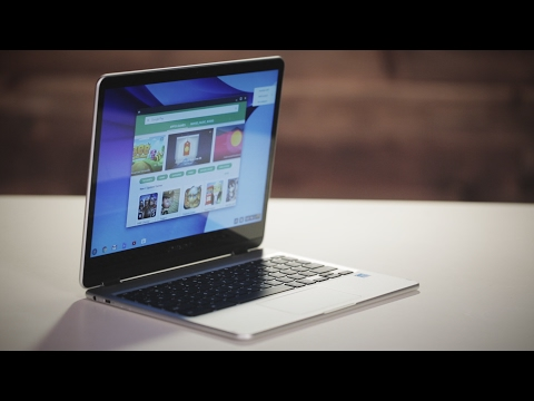 Samsung's Chromebook Pro highlights the category's continued evolution