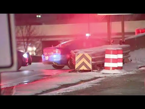 Michigan State Police investigating Detroit road rage shooting