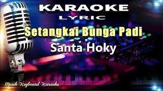 Setangkai Bunga Padi Karaoke Tanpa Vokal
