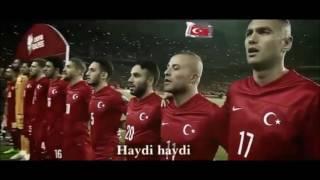 Haydi Türkiye Haydi Haydi Milli Takım Marşı