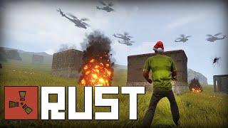 Rust New - RUSTROCK. Админы Сошли с Ума! #66
