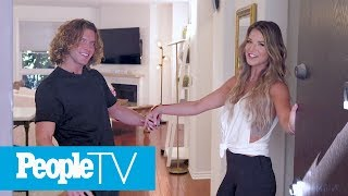 Big Brother's Tyler Crispen And Angela Rummans Bring Us Inside Their Home | PeopleTV