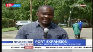 President Uhuru set to launch Kisumu port expansion project